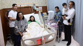 Netizen Ributkan Nama Panggilan Cucu Jokowi, La Lembah Manah