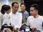 Momen Jokowi Menengok Sang Cucu Ketiga, La Lembah Manah