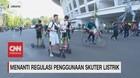 VIDEO: Menanti Regulasi Penggunaan Skuter Listrik