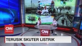 VIDEO: Terusik Skuter Listrik