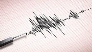 BMKG Catat 1.300 Gempa Terjadi Selama November