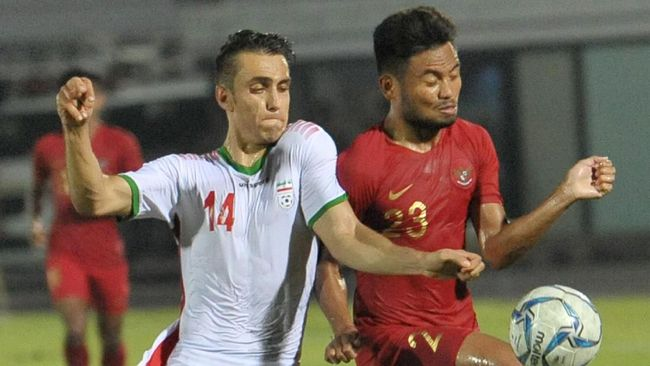 Susunan Pemain Indonesia Vs Thailand Di Sea Games