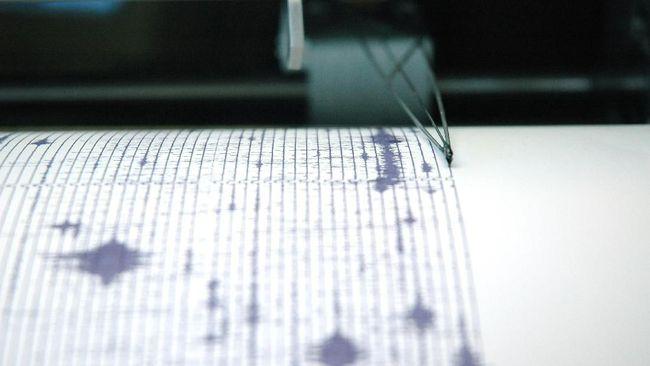 Gempa 5,3 SR di Bitung, Laut Tak Berpotensi Tsunami