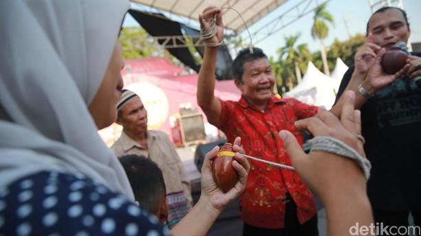 Warna-warni Pergelaran Pecinan Batavia 2019
