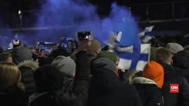 VIDEO: Finlandia Rayakan Lolos ke Piala Eropa 2020