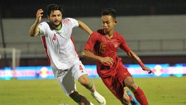 Egy Maulana Bawa Timnas Indonesia U-23 Kalahkan Iran 2-1