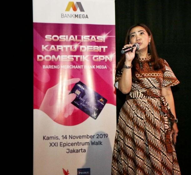 Sosialiasi Kartu Debit Berlogo GPN Bank Mega