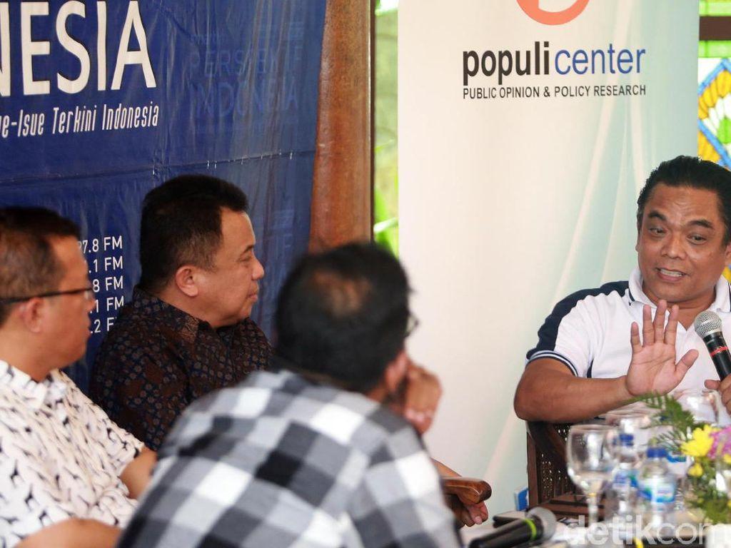 Diskusi dilatari oleh peristiwa bom bunuh diri di Polrestabes Medan, Rabu lalu.