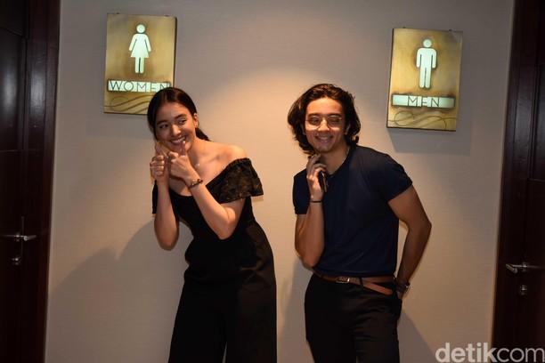 Aww... Mawar de Jongh dan Bryan Domani Serasi Banget!