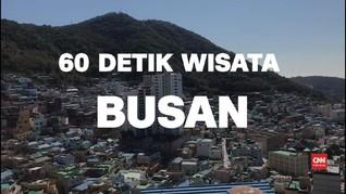 VIDEO: 60 Detik Wisata di Busan