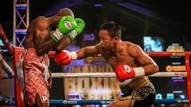 Menang TKO, Daud Yordan Sukses Jalankan Strategi