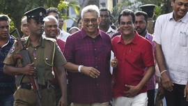 Gotabaya Rajapaksa, Presiden Sri Lanka Berjuluk 'Terminator'