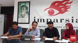 Imparsial Temukan 31 Kasus Intoleransi selama Setahun