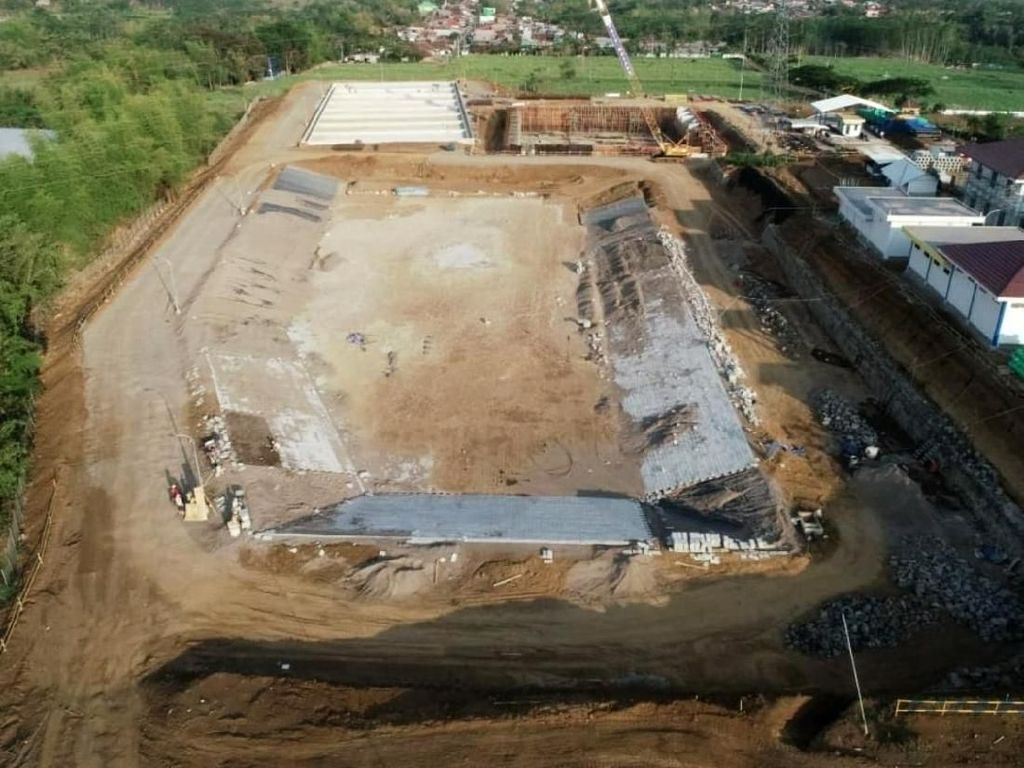 TPA Ramah Lingkungan Dibangun di Malang, Begini Wujudnya