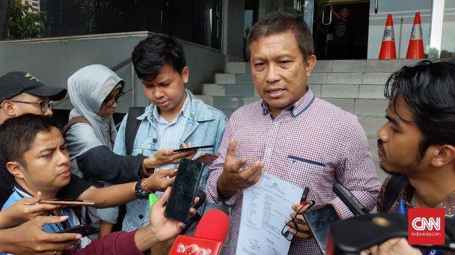 Pelapor Dewi Tanjung: Kok Tega Sebut Kasus Novel Rekayasa