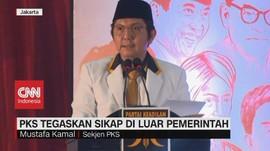 VIDEO: PKS Tegaskan Sikap di Luar Pemerintahan Jokowi