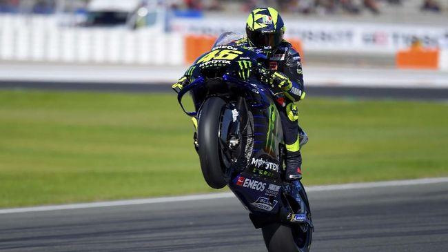 Rossi Disebut Selalu Punya Gairah di MotoGP