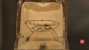 VIDEO: Hilang 20 Tahun, Cincin Oscar Wilde Akhirnya Ditemukan