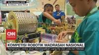 VIDEO: Kemenag Gelar Kompetisi Robotik Bertema Lingkungan
