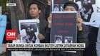 VIDEO: Aksi Menuntut Keadilan Korban Skuter Listrik