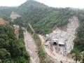 Bendungan Lausimeme Siap Tahan Banjir Medan