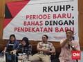 DPR Diminta Libatkan Publik Bahas RKUHP