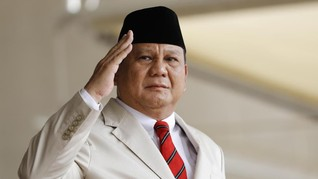 Prabowo Berduka atas Kematian Tentara Filipina Pembebas WNI