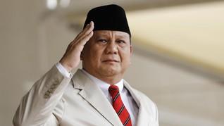 Prabowo Jalin Kerja Sama Pertahanan dengan Malaysia