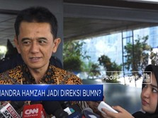 Chandra Hamzah Jadi Direksi BUMN?