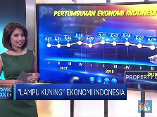 Lampu Kuning Ekonomi Indonesia