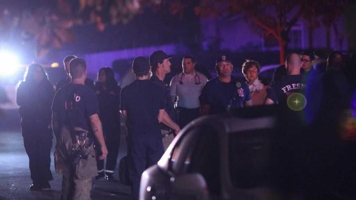 Penembakan kembali terjadi di California, Amerika Serikat (AS). Kejadian tersebut berlangsung saat acara pesta taman pada Minggu (17/11/2019).