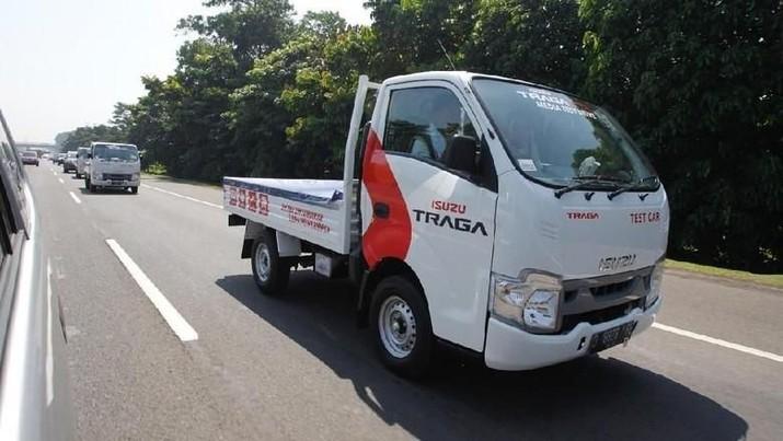 Pasar Mobil Dalam Negeri Lesu, Isuzu Ekspor Pick Up ke ASEAN