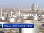 Valuasi Saudi Aramco USD 1,7 T