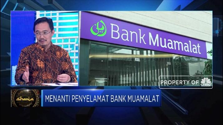 Dua Jurus Ini Bisa Selamatkan Bank Muamalat