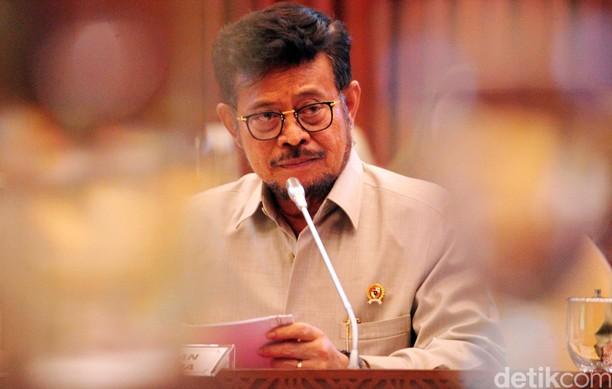 Mentan dan Komisi IV DPR Rapat Bahas Evaluasi BPK