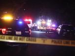 Teror Penembakan Kembali Guncang AS, 4 Orang Tewas