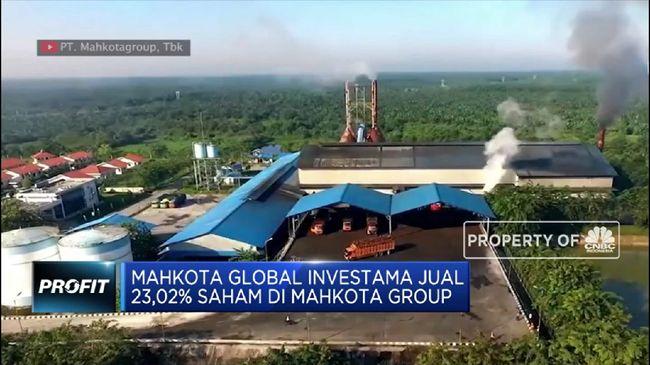 MGRO Mahkota Global Investama Jual 23,02% Saham di Mahkota Group