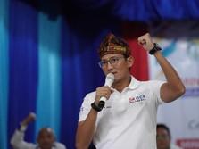 Inikah Maksud Jokowi & BG Beri Kode '2024' ke Sandi Uno?