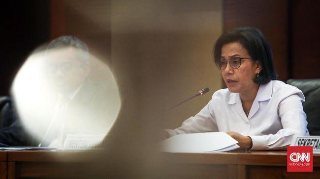 Sri Mulyani Sebut Jokowi Bakal Atur Tarif Pajak Daerah