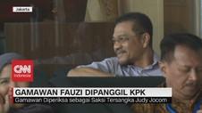 VIDEO: Mantan Mendagri Gamawan Fauzi Diperiksa KPK