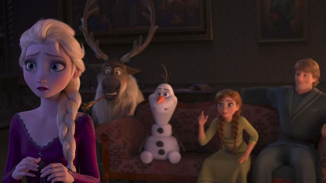 Monopoli Bioskop, Disney Korea Dituntut karena Frozen 2