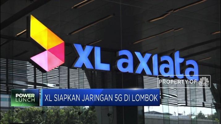 XL Kembangkan 5G Hingga ke Lombok (CNBC Indonesia TV)