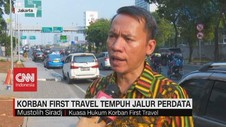 VIDEO: Tak Terima, Korban First Travel Tempuh Jalur Perdata