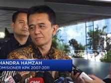 Tunjuk Chandra Hamzah Jadi Komut BTN, Ini Alasan Erick Thohir