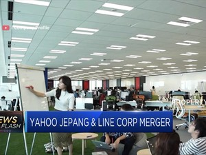 Sah! Ini Dia Hasil Merger Yahoo Japan-LINE