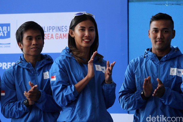 Atlet Indonesia Siap Tarung di SEA Games 2019