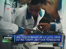 Sah! UMK 2020 Kota Bekasi Rp 4,58 Juta, Kalahkan UMP Jakarta