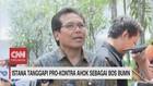 VIDEO: Istana Tanggapi Pro-Kontra Ahok Sebagai Bos BUMN