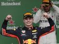 Hasil F1 GP Brasil: Verstappen Juara, Duo Ferrari Tabrakan