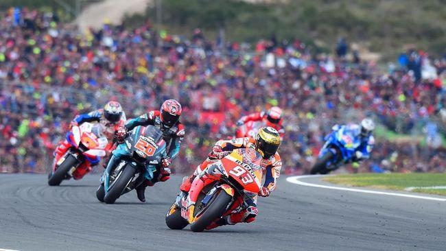 MotoGP Pastikan Indonesia Gelar Balapan di 2021